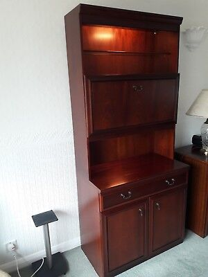william lawrence mahogany sideboard drinks cabinet.