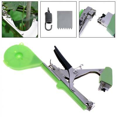 Handle Plant Branch Hand Tying Binding Machine with Staple for Garden Orchard