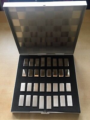 Contemporary Travel Magnetic Chess Set