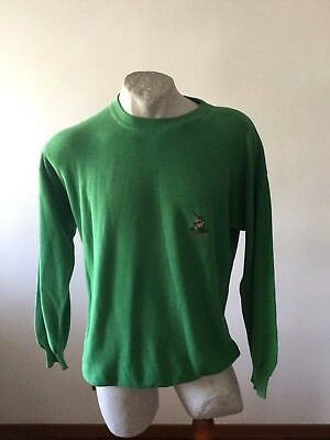 Maglia Iceberg Disney Sweater Jersey Felpa Made In Italy Sweatshirt Vintage