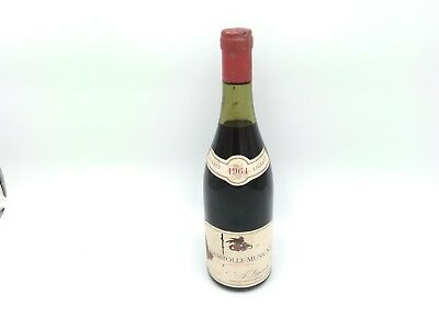 0140 A. LIGERET Chambolle-Musigny 1964 0,75L Nuits-Saint-Georges COTE D`OR