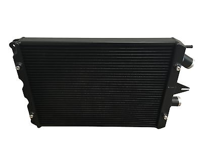 ROOSE.Ferrari F360 Lightweight High Efficiency Alloy Radiator. Black