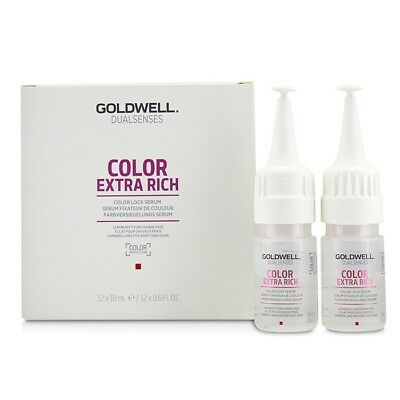 Goldwell Dual Senses Color Extra Rich Color Lock Serum (Luminosity For 12x18ml