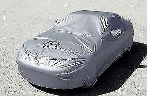 Mazda Mx-5 Out Door Car Cover (Silver)