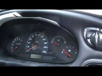 AU Ford Falcon Instrument Cluster