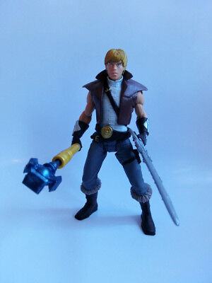 Masters Of The Universe 200X Prince Adam Action Figur He Man Motu Vintage