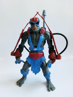 Masters Of The Universe 200X Stratos Action Figur He Man Motu Vintage Classics