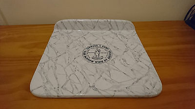 Superb Rare Antique Wedgwood Parnall & Sons Butcher's Shop Scales Plate