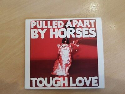 Pulled Apart by Horses - Tough Love (2012) CD
