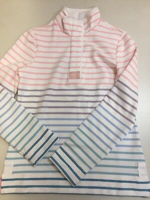 Joules Cowdray Sweatshirt, Size 16, New, Pastel Colours