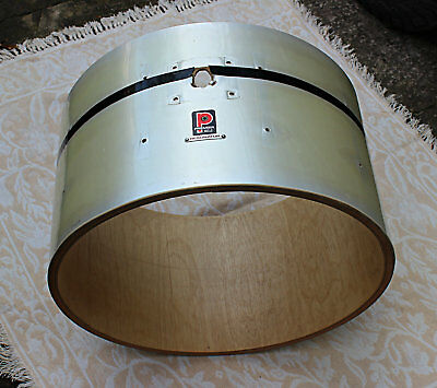 Premier Resonator bass drum shell 24""