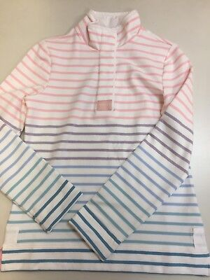 Joules Cowdray Sweatshirt, Size 18, New, Pastel Colours