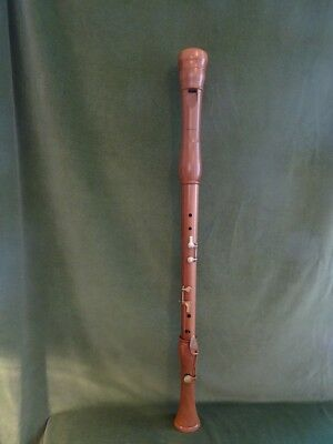 Fine Quality Bass Recorder By Mollenhauer