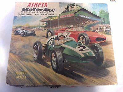 Vintage AIRFIX MOTORACE  Racing Set MR11 SOLD AS SEEN UNTESTED