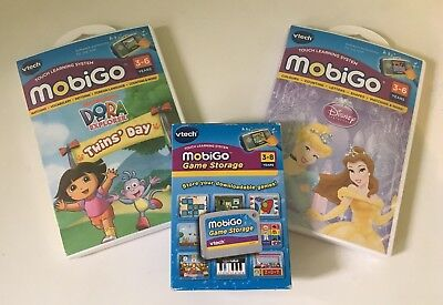 Mobigo Games and Game Storage