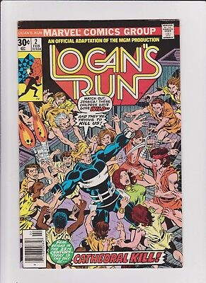 Logan's Run 2  VF    cents issue