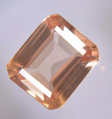 VVS 6.95 Ct Natural Ceylon Padparadscha Sapphire AGSL Certified AAA+ Gem Stone