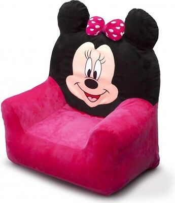 minnie mouse Clubhouse Childrens Inflatable Chair Kids Blow Up Seat Playroom