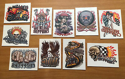 300 Beaver Flat Pak Pack Vending Machine Temporary Wfc Tattoo Product Party Bag