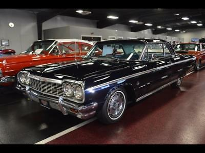 1964 Chevrolet Impala SS 1964 Impala SS 4 Speed Manual 409 NICE Clean numbers matching documented