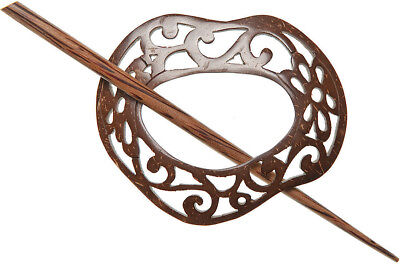 Coconut Shawl Pin  SP53902