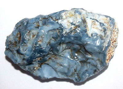 457.10 Ct 100% Natural Blue Opal Untreated Earth-Mined Australian FACET Rough