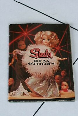 Pedigree Sindy Doll Original 1980's Booklet (included with doll when purchased)