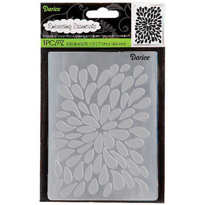 "Embossing Folder 4.25""X5.75"" Burst EB12-23108"