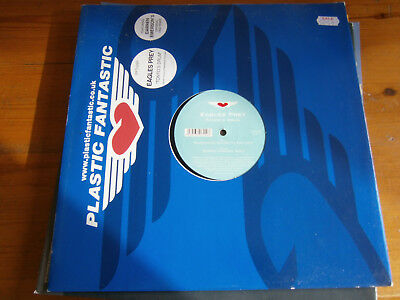 Eagles Prey - Tonto's Drum 2001 (Remixes) - Plastic Fantastic - 2001 -12inch-7