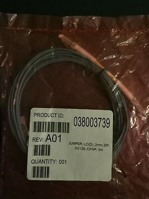 LC to LC fiber cable jumper cable 5m