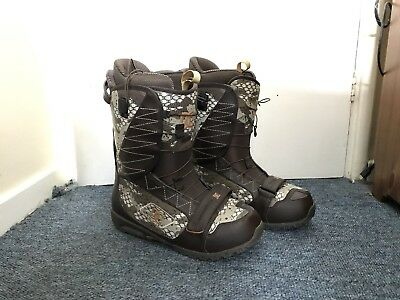 DC Caliber Snowboard Boots - Size 11