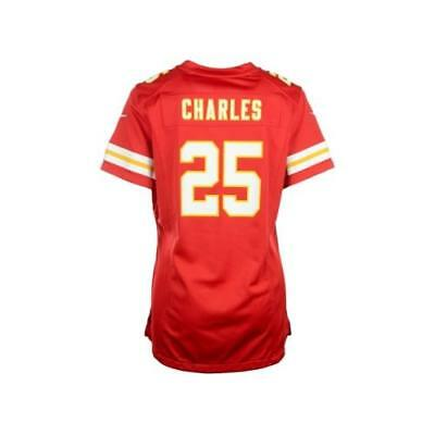 3dd7f6dde  95 NIKE WOMEN S Jamaal Charles Kansas City Chiefs Game Jersey New 1 ...