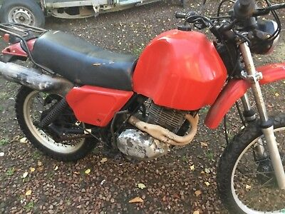 Honda xl500 twinshock spares or repair