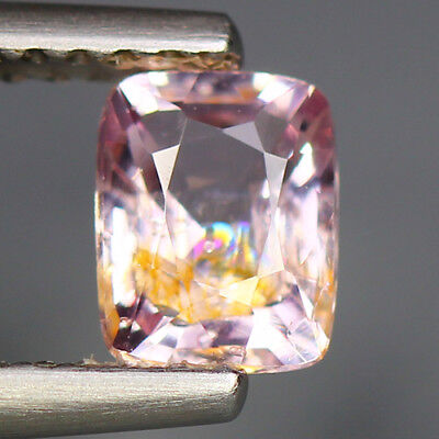 0.80 Cts_Glittering Nice Luster_100 % Natural Burmesh Unheated Pink Spinel
