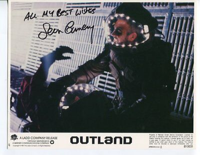 SEAN CONNERY autograph HAND SIGNED 5397