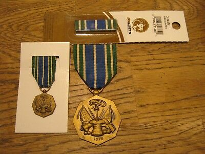 US Orden Army Achievement Medal set mit Miniatur