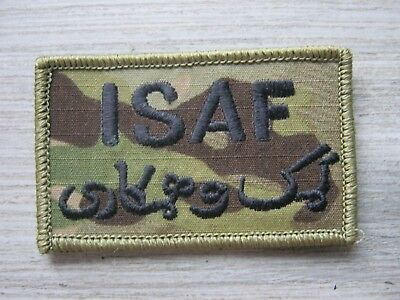 Multicam  Army ISAF OCP Abzeichen Patch
