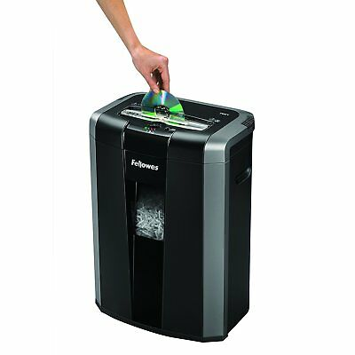 Powershred 76ct Cross-Cut Shredder, 16 Sheet Capacity- CRC46760 ~ Free Shipping