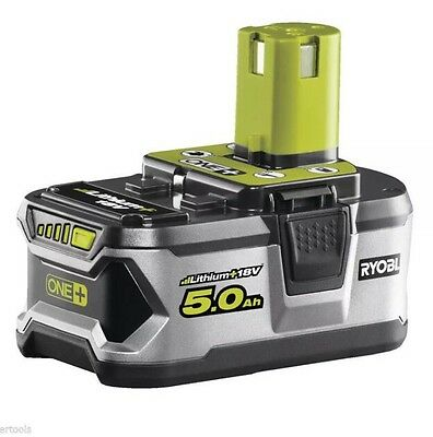 Ryobi : RB18L50 5.0 Ah Battery 5 Amp : Brand New : 100% Genuine