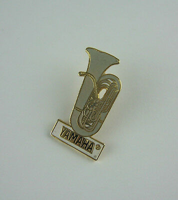 PIN ANSTECKER - Yamaha Tuba Vintage ANSTECK-PIN BADGE