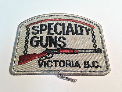 "Specialty Guns (Victoria) Patch - 4"" x 3"""