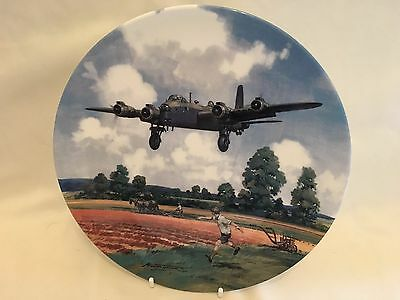Limited Edition 'Stirling Home Run' Royal Doulton Plate, Number 4084B
