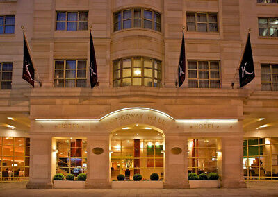 Luxury four star hotel central London - Covent Garden Friday December 1st 2017