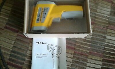 TACKLIFE IT-T03 Thermometer Laser Temperature Gun Non-contact Digital Laser (NEW