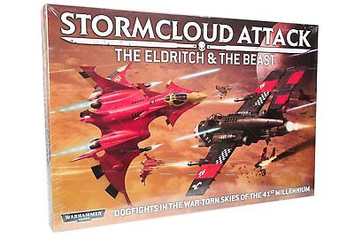 Stormcloud Attack The Eldritch & The Beast (English) Games Workshop 40k Eldar