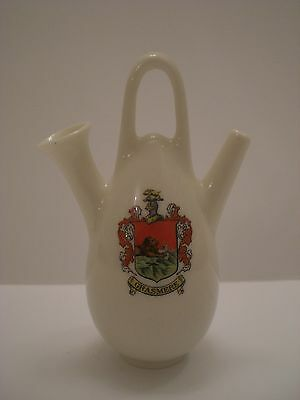 Grafton Crested China -Kettle -Grasmere