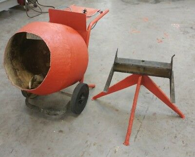 Belle Minimix Electric Cement Mixer with Swivel Stand