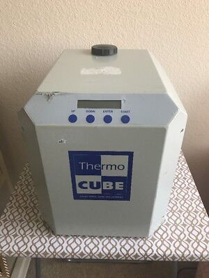 Thermo-Cube 10-400-3D-QF-1-RS-VD Air-Cooled Liquid Recirculating Chiller/Cooler