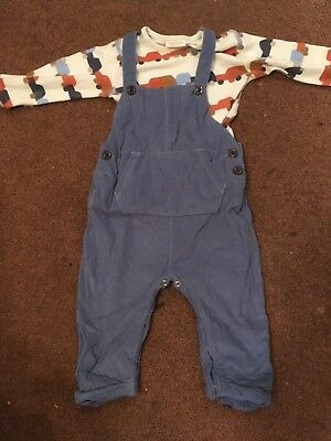 Next Boys 2 Piece Outfit 9-12 Months