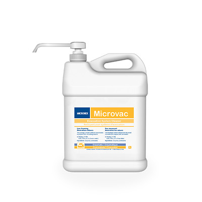 Microvac Evacuation System Cleaner - 4L